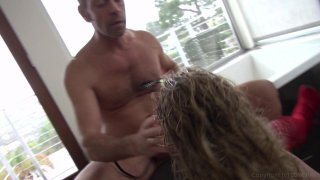 Streaming porn video still #5 from Rocco's Perfect Slaves #4: American Edition