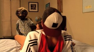 Streaming porn video still #2 from E.T. XXX: A Dreamzone Parody