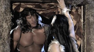 Streaming porn video still #1 from This Ain't Conan the Barbarian XXX 3D