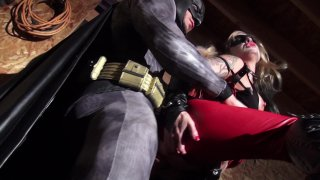 Streaming porn video still #5 from Batman V. Superman XXX: An Axel Braun Parody