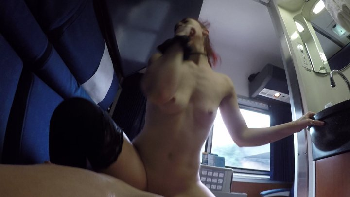 Streaming porn video still #2 from Sex On Trains 2