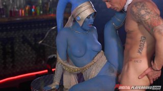 Streaming porn video still #9 from Star Wars Underworld: A XXX Parody