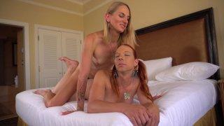Streaming porn video still #7 from T-Girls Porn Vol. 7