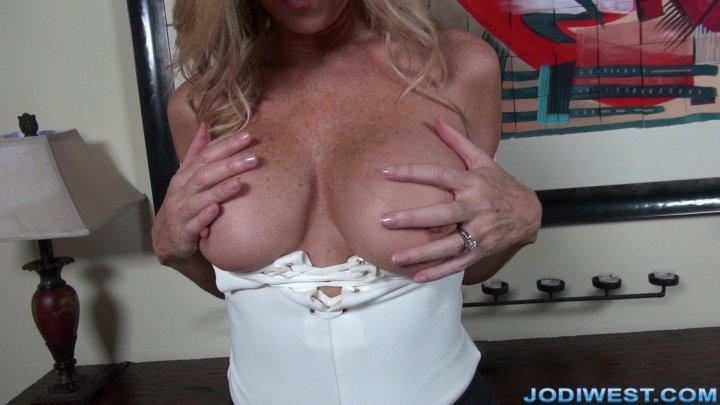 Jodi West - Masturbation Instruction image.